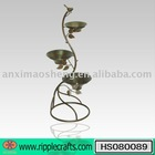 Beautiful Metal Bird Bath