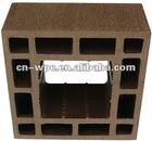 outdoor wpc square columns