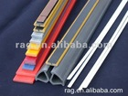 Plastic pvc extrusion profile for house door