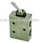 Knob switch (HL Series) pneumatic components
