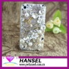 Crystal bling rhinestone cell phone case cover