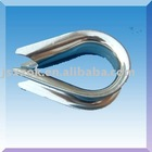 galvanized Steel cable Thimble