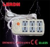 Extension Socket with Surge Protection
