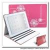 iP015 For ipad case of book style