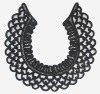 Satin Tape Collar /Garment Accessories CRX-002