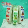 high-quality roll adhesive label for food