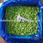 Iqf diced celery