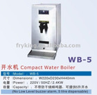compact hot water electric boiler(WB-5)