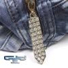 rhinestone,zipper slider