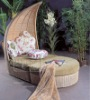 rattan furniture / chaise lounge/ leisure lounge