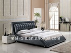 Leather Bed Frame YY009