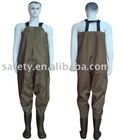 Breathable Waterproof Fishing Wader