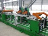 Folding&end-bending machine for side panel of refrigerator
