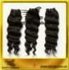 "10-28"" unprocessed peruvian hair ocean wave hair"