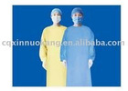 Standard isolation gowns