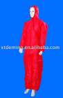 Disposable Non-woven Working Coverall in FDA,CE,ISO13485 Standard