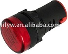 AD16-22DS AD22-22DS 22mm red led pilot light