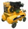 DAC-160(E) diesel engine air compressor