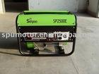 gasoline genset SP2500