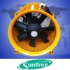 industrial portable vane axial ventilator fan