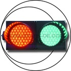led traffic light SPJD 200-3-2-RG