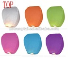 TOP ECO Paper Flying lantern