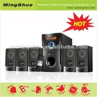 Hot 5.1 floorstanding speaker with USB/SD/FM radio and VFD