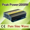 Adapter 220v 12v pure sine wave inverter 1kva