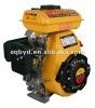 Chongqing Boyidun 3hp 152F portable gasoline engine