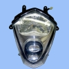 EEC motorcycle parts headlight
