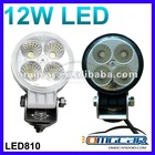 12W Led Work Light/Auto Work Lamp with high quality