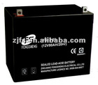 free maintenance UPS lead-acid battery 12V80AH
