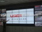 46 inch Samsung DID LCD Video Wall with narrow bezel 7.3mm