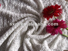 Core needle jacquard knitting fabric