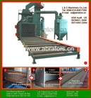 Blasting Machine for cleaning steel structure and pipe