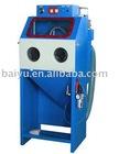 Abrasive dry sand blaster