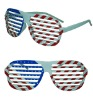 shutter shade party glasses