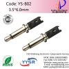 YS-B02 3.5mm male plug mono
