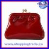 fashion red purse