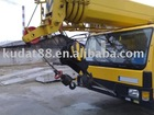 QY25K5 Hydraulic Truck Crane with CE ## (5-section booms, 25T lifting weight, 47.6M max reach mobile crane)