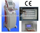 e-light+RF+laser-3 in 1 machine with CE