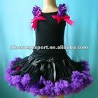 Wholesale Halloween baby girls pettiskirt set