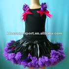 Wholesale Halloween baby girls pettiskirt set