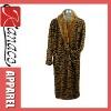 2012 polyester coral fleece robe(KN-RB-33)
