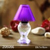 Purple Elegant Jelly Candle