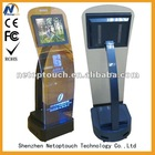 Netoptouch LCD all in one touch kiosk