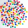 Water beads dry beads and made process