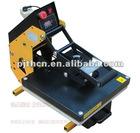 Semi Auto Open heat press machine