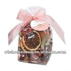 Fancy decorative potpourry bag