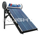 Integrated Heat Pipe Solar Water Heater Diagram